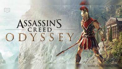 Photo of دانلود بازی اساسین کرید ادیسه Assassin's Creed Odyssey نسخه کم حجم و فشرده FitGirl