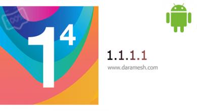 Photo of دانلود اپلیکیشن اینترنت سریع و امن اندروید_A 1.1.1.1: Faster & Safer Internet v3.6