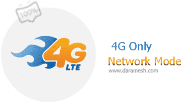 Photo of دانلود 4G Only Network Mode v2.1 نرم افزار حالت اینترنت فقط 4G برای اندروید