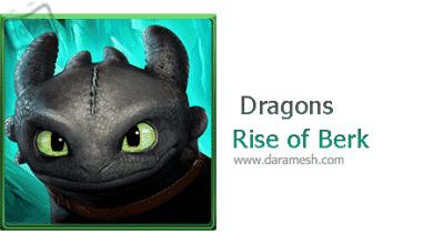 "Photo of Dragons Rise of Berk دانلود Dragons: Rise of Berk 1.42.21 – بازی پرطرفدار ""ظهور برک"" اندروید + مود"