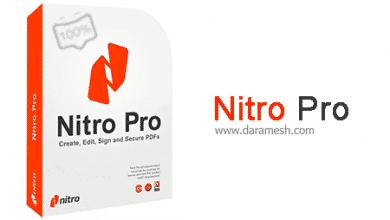 Photo of دانلود نرم افزار ایجاد و ویرایش فایل های پی دی اف – Nitro Pro Enterprise v12.17.0.584 x86/x64