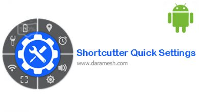 Photo of دانلود Shortcutter Quick Settings Premium 7.0.3 برای اندروید