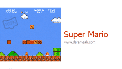 Photo of دانلود بازی موبایل سوپر ماریو – Super Mario