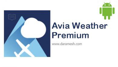 Photo of دانلود Avia Weather – METAR & TAF Premium 2.9.5 برای اندروید