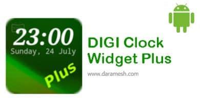 Photo of دانلود DIGI Clock Widget Plus 2.0.0 برای اندروید
