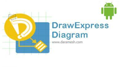 Photo of دانلود DrawExpress Diagram 2.0.3 برای دانلود