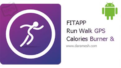 Photo of دانلود FITAPP Run Walk GPS & Calories Burner Premium 5.30 برنامه تناسب اندام اندروید