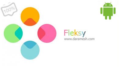 Photo of دانلود کیبورد سریع، محبوب و عالی فلکسی مخصوص اندروید _ Fleksy Keyboard Premium 9.9.1