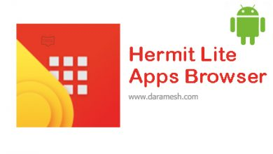 Photo of دانلود Hermit Lite Apps Browser 14.1.1 برای اندروید