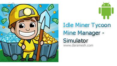 Photo of دانلود Idle Miner Tycoon 2.60.2 بازی استخراج طلا اندروید