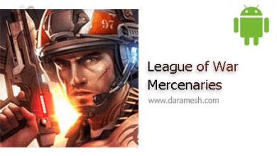 Photo of دانلود League of War: Mercenaries 9.4.47 بازی استراتژیکی ارتش مزدوران اندروید
