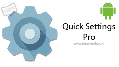 Photo of دانلود برنامه تنظیمات سریع اندروید ! Quick Settings Pro – Toggle & Flashlight 3.7