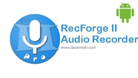 RecForge-II-Audio-Recorder