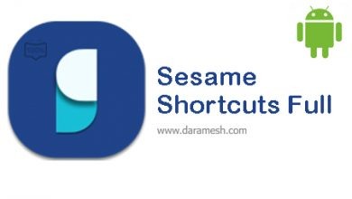 Photo of دانلود Sesame Shortcuts Full 3.5.3 B-2 Final برای دانلود
