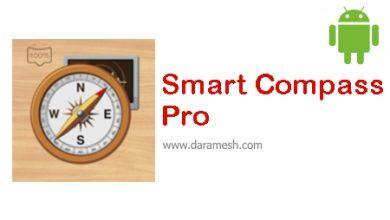 Photo of دانلود Smart Compass Pro 2.7.1 برای اندروید