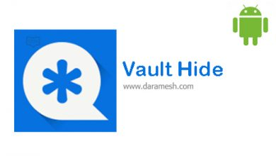 Photo of دانلود Vault-Hide SMS,Pics & Videos,App Lock,Cloud backup Full 6.9.02.22 B-225 برای اندروید