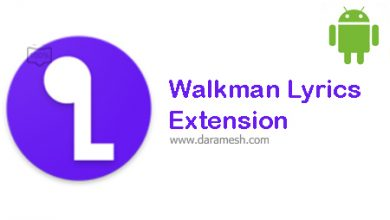 Photo of دانلود Walkman Lyrics Extension 5.4.1 برای دانلود