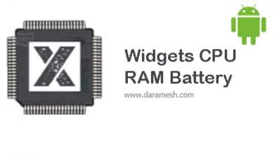 Photo of دانلود Widgets – CPU | RAM | Battery 3.0.2 برای اندروید