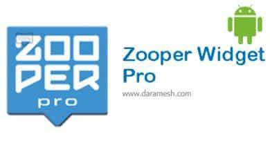 Photo of دانلود Zooper Widget Pro 2.60 برای اندروید