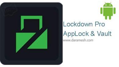 Photo of دانلود Lockdown Pro – AppLock & Vault 1.0.11-2019 – برنامه قفل گذاری برروی همه قسمت های اندروید