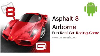 Photo of دانلود بازی Asphalt 8: Airborn 4.5.0i – بازی آسفالت ۸ برای اندروید