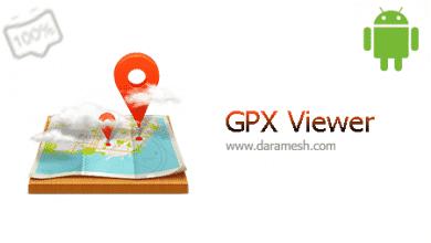 Photo of دانلود برنامه GPX Viewer 1.31.2 برنامه جی پی اس کوهنوردی اندروید