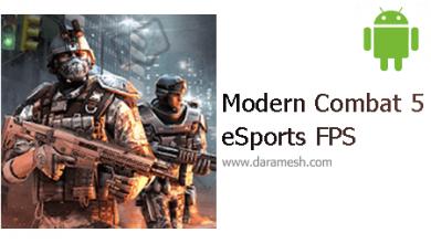 Photo of دانلود Modern Combat 5 eSports FPS 4.0.0g – بازی مدرن کامبت 5 اندروید