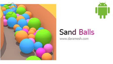 Photo of دانلود Sand Balls 1.1.0 – بازی توپ های شنی برای اندروید + مود