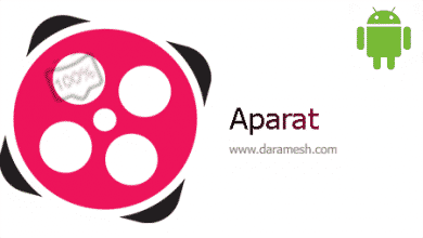 "Photo of دانلود برنامه سرویس اشتراک گذاری ویدئو ""آپارات"" اندروید ! 4.3.6 Aparat"