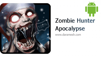 "Photo of دانلود بازی اکشن هیجان انگیز ""شکارچی زامبی"" اندروید + مود_Zombie Hunter: Apocalypse 3.0.10"