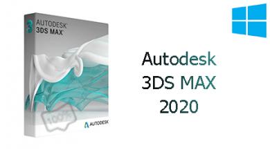 Photo of دانلود نرم افزار تریدیاس مکس، طراحی سه بعدی و ساخت انیمیشن _ Autodesk 3ds Max 2020.3 x64 + Interactive 2020 v2.3.0.0 x64