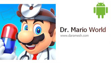 """Photo of دانلود بازی پازل جالب و رقابتی """"دنیای دکتر ماریو"""" اندروید! _ Dr. Mario World 1.2.2"""