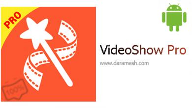 "Photo of دانلود ویدئو ادیتور قوی ""ویدئو شو"" اندروید + آنلاک + لایت + مود _ VideoShow Pro: Video Editor 8.7.0rc"