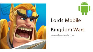 Photo of دانلود بازی استراتژی آنلاین پادشاهان موبایل اندروید + دیتا _ Lords Mobile 2.21