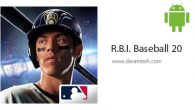 "Photo of دانلود بازی ورزشی جذاب و حرفه ای ""بیسبال 2020"" اندروید + دیتا _ R.B.I. Baseball 20 1.0.3"