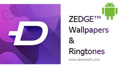 Photo of دانلود مجموعه والپیپر و رینگتون مخصوص اندروید + بتا + مود _ ZEDGE™ Ringtones & Wallpapers 6.0.6