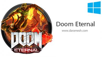"Photo of دانلود بازی Doom Eternal  نسخه Fitgirl , Codex برای کامپیوتر + کرک "" کامل , فشرده"